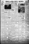 Holland City News, Volume 85, Number 45: November 8, 1956 by Holland City News