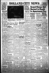 Holland City News, Volume 85, Number 49: December 6, 1956 by Holland City News