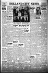 Holland City News, Volume 86, Number 3: January 17, 1957