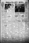 Holland City News, Volume 86, Number 8: February 21, 1957