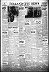 Holland City News, Volume 86, Number 13: March 28, 1957