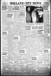 Holland City News, Volume 86, Number 14: April 4, 1957