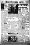 Holland City News, Volume 86, Number 17: April 25, 1957