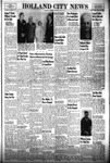 Holland City News, Volume 86, Number 19: May 9, 1957
