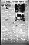 Holland City News, Volume 86, Number 24: June 13, 1957