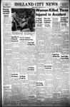 Holland City News, Volume 86, Number 25: June 20, 1957