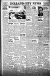 Holland City News, Volume 86, Number 28: July 11, 1957 by Holland City News