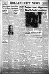 Holland City News, Volume 86, Number 32: August 8, 1957 by Holland City News