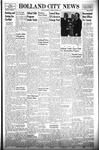 Holland City News, Volume 86, Number 42: October 17, 1957