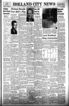 Holland City News, Volume 86, Number 43: October 24, 1957 by Holland City News