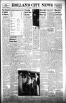 Holland City News, Volume 86, Number 47: November 21, 1957 by Holland City News