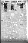 Holland City News, Volume 86, Number 48: November 28, 1957 by Holland City News