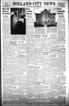 Holland City News, Volume 86, Number 49: December 5, 1957 by Holland City News