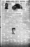 Holland City News, Volume 87, Number 2: January 9, 1958