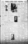 Holland City News, Volume 87, Number 5: January 30, 1958