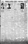 Holland City News, Volume 87, Number 6: February 6, 1958