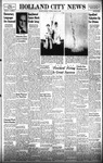 Holland City News, Volume 87, Number 13: March 27, 1958