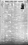 Holland City News, Volume 87, Number 15: April 10, 1958