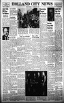 Holland City News, Volume 87, Number 20: May 15, 1958