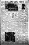 Holland City News, Volume 87, Number 25: June 19, 1958