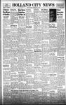 Holland City News, Volume 87, Number 26: June 26, 1958