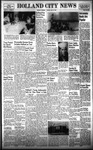 Holland City News, Volume 87, Number 28: July 10, 1958 by Holland City News
