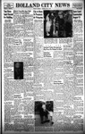 Holland City News, Volume 87, Number 31: July 31, 1958 by Holland City News