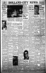 Holland City News, Volume 87, Number 38: September 18, 1958 by Holland City News