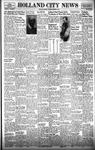 Holland City News, Volume 87, Number 39: September 25, 1958