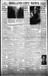 Holland City News, Volume 87, Number 40: October 2, 1958 by Holland City News