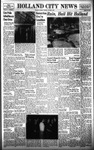 Holland City News, Volume 87, Number 41: October 9, 1958 by Holland City News