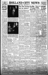 Holland City News, Volume 87, Number 43: October 23, 1958 by Holland City News
