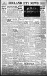 Holland City News, Volume 87, Number 44: October 30, 1958 by Holland City News