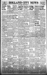 Holland City News, Volume 87, Number 45: November 6, 1958