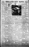 Holland City News, Volume 87, Number 46: November 13, 1958 by Holland City News
