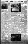 Holland City News, Volume 87, Number 48: November 27, 1958