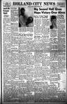 Holland City News, Volume 87, Number 49: December 4, 1958