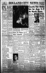 Holland City News, Volume 87, Number 51: December 18, 1958