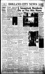 Holland City News, Volume 88, Number 1: January 1, 1959