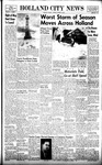 Holland City News, Volume 88, Number 4: January 22, 1959