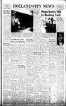 Holland City News, Volume 88, Number 5: January 29, 1959