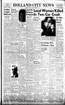 Holland City News, Volume 88, Number 6: February 5, 1959