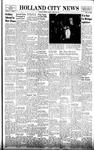 Holland City News, Volume 88, Number 9: February 26, 1959