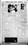 Holland City News, Volume 88, Number 19: May 7, 1959