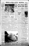 Holland City News, Volume 88, Number 25: June 18, 1959