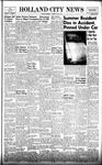 Holland City News, Volume 88, Number 30: July 23, 1959 by Holland City News