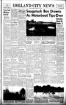 Holland City News, Volume 88, Number 31: July 30, 1959 by Holland City News