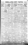 Holland City News, Volume 88, Number 36: September 3, 1959