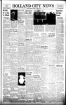 Holland City News, Volume 88, Number 44: October 29, 1959 by Holland City News