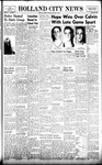 Holland City News, Volume 88, Number 50: December 10, 1959 by Holland City News